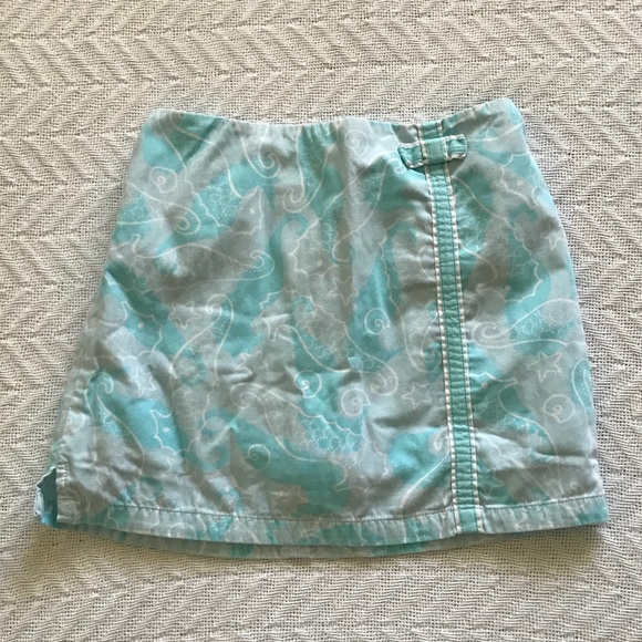 Lilly Pulitzer Other - Size 4 Lilly Pulitizer skirt with built in shorts